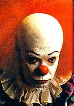 """Psycho Clown """"Ronnie"""" Fries"""
